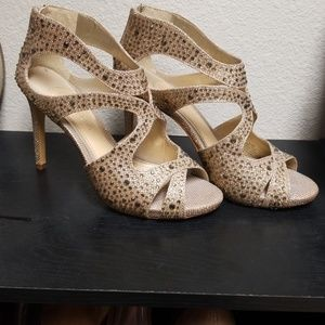 Gianni Bini Strappy Heels